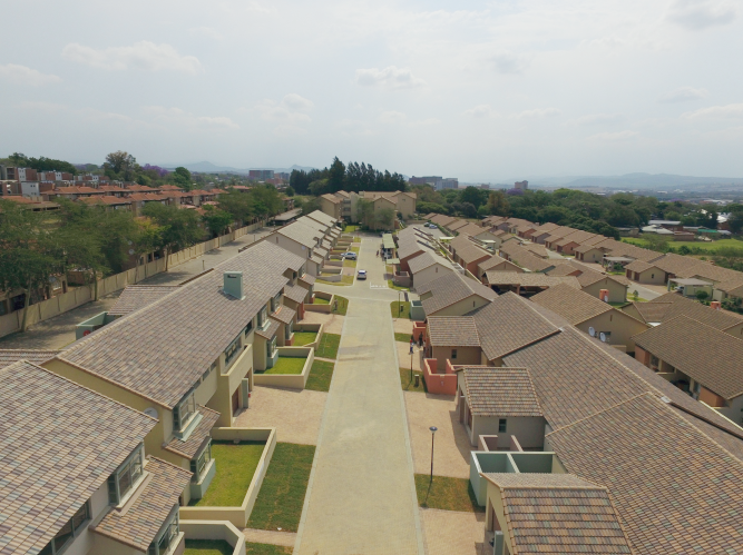 Rubicon Village - Phase 6 overview