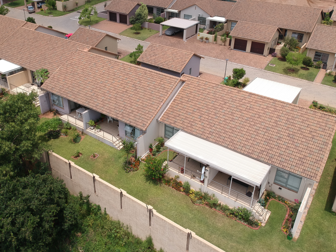 Rubicon Village phase 1 to 4 overview top