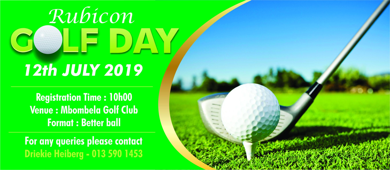 Rubicbon - Golf day 2019